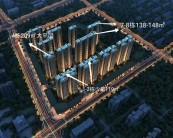 奥林清华花园二期7栋建面145㎡户型团购┈