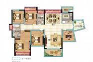 134㎡,4+1房2厅2卫
