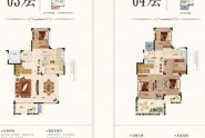 上叠·177㎡,3+1房2厅3卫1阳