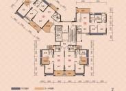 133.7平四房两厅一卫