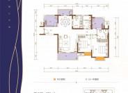 120平4室2厅2卫2阳台1厨